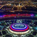 Estádio Lujniki, em Moscou, sediará a abertura