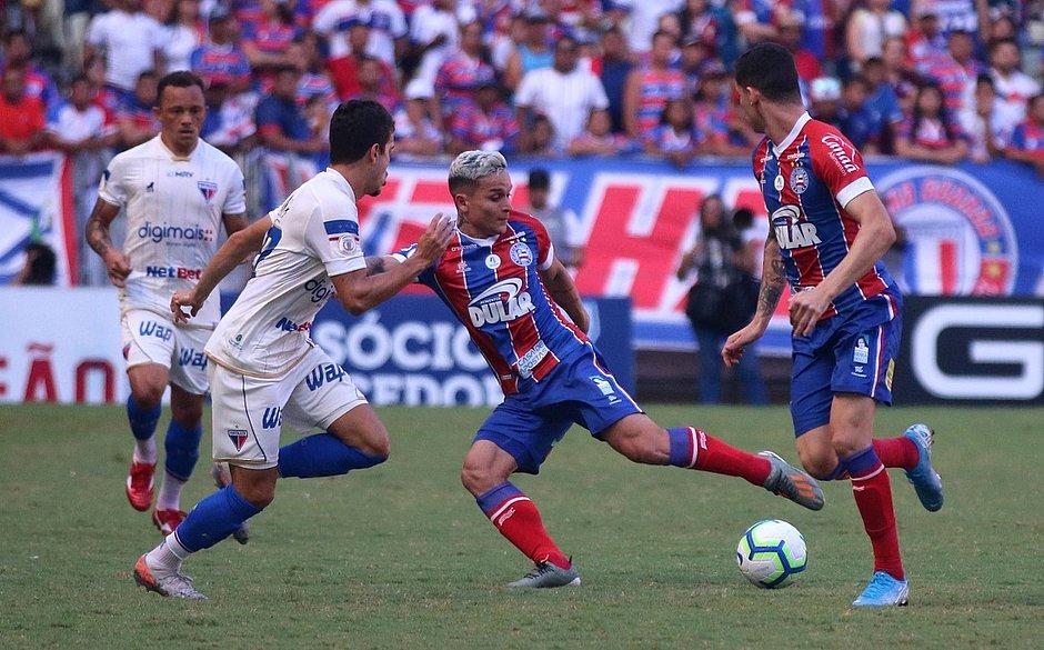 Bahia se despede do Brasileirão 2019 com derrota para o Fortaleza