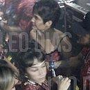 Foto postada por Léo Dias mostra encontro de Bruna e Neymar