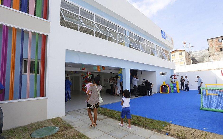 Rede municipal deve ganhar 12 novas escolas até o final do ano, diz ACM Neto