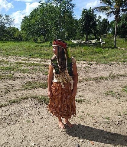 Energia elétrica aumenta produção de farinha em aldeia indígena de Belmonte