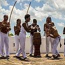 Capoeira apareceu diversas vezes na trama das 21h