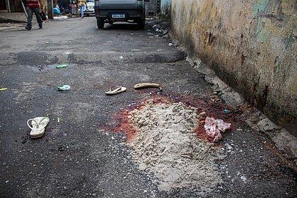 Família soube de morte de vítima de ataque em Pernambués após receber vídeo