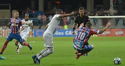 Zé Rafael foi quem mais criou chances, mas não fez gol
