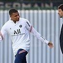 Mbappé e Leonardo: diretor do PSG fez críticas ao Real Madrid