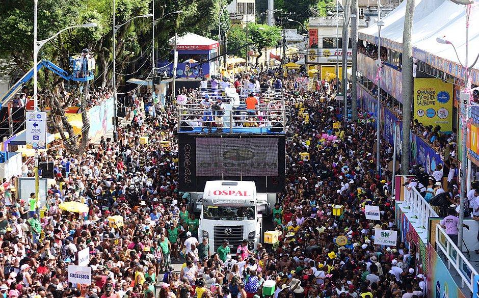 cf143766e36 Campo Grande e Av. Centenário são os desafios para o Carnaval de 2020 -  Jornal CORREIO