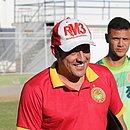 Maurílio Silva assumiu a Juazeirense antes de jogo contra o Iporá