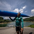 Isaquias Queiroz é favorito na canoagem velocidade