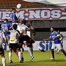 Bahia pressionou no segundo tempo, mas voltou a perder no Brasileirão