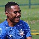 Elias chegou ao Bahia com aval do técnico Mano Menezes, mas foi afastado do elenco na reta final do Brasileirão