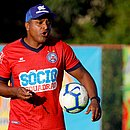 Roger pede Bahia atento contra o Goiás, domingo (18), na Fonte Nova