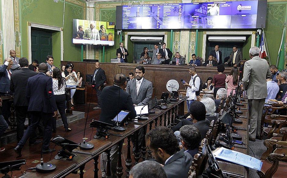 Salão da Câmara dos Vereadores de Salvador