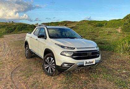 Terceiro modelo mais emplacado na Bahia, atrás apenas da Fiat Strada e do Chevrolet Onix, a Toro ganhou sua maior atualização desde o lançamento em 2016