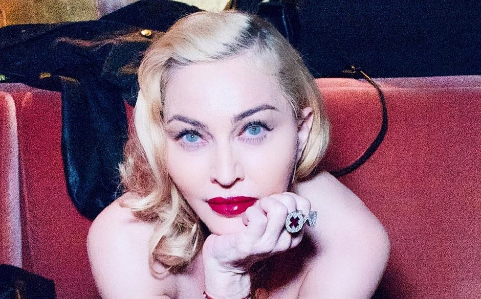 Madonna revela que foi contaminada por coronavírus durante turnê em Paris