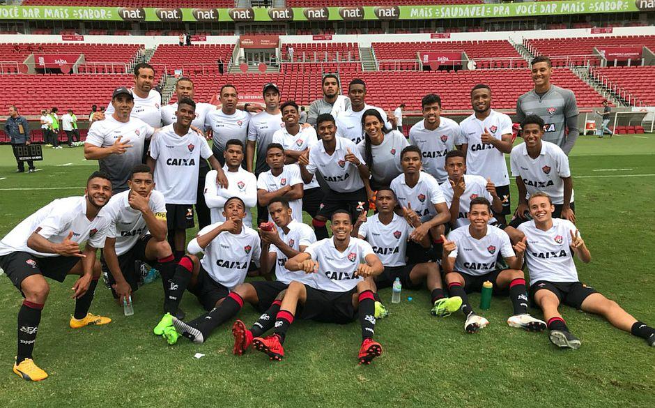 cdeec3ad642c5 Vitória elimina Internacional na Copa do Brasil Sub-20 - Jornal ...