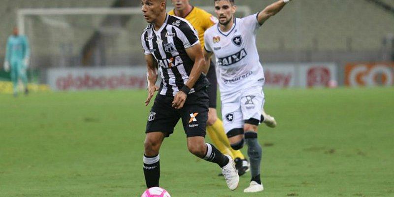 Ceará e Botafogo empatam em 0x0, e Vitória continua fora do Z4