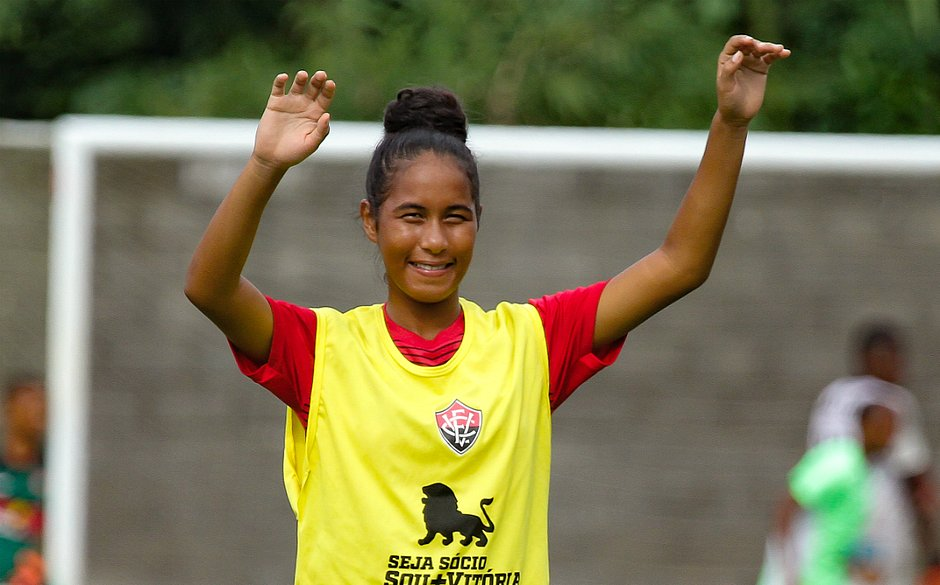 Vitória tem disputado Brasileiro com o seu time sub-17