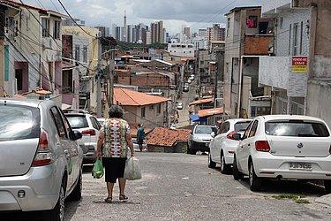 Rua do Nordeste de Amaralina leva nome da santa