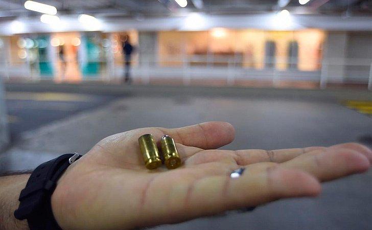 Tentativa de assalto acaba em tiro no Salvador Shopping