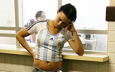 Kelly Cyclone, famosa após ser presa em uma festa do pó, foi morta após show no Salvador Fest