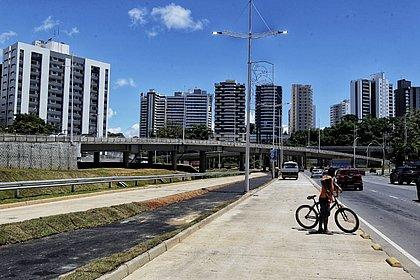 Salvador mais rápida: corredor viário da primeira etapa do BRT é inaugurado pela Prefeitura