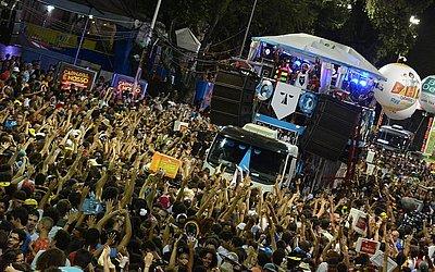 Baiana System e seu arrastão no Carnaval 2015