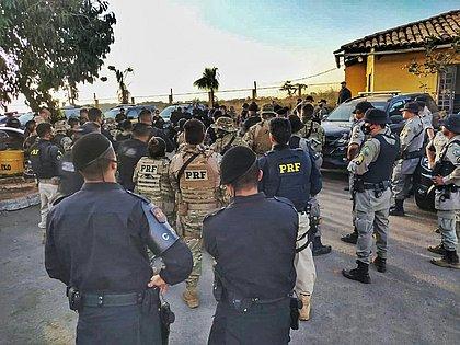 'Serial killer' do DF, baiano Lázaro troca tiros com caseiro e policiais fazem novo cerco