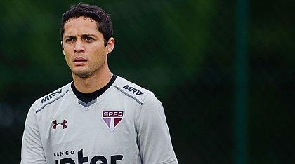 Anderson Martins estava sem clube desde que deixou o São Paulo, em agosto