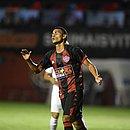 Vitória acabou vaiado após derrota para o Bragantino