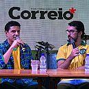 Del Feliz e Bruno Queiroz conversaram sobre a Copa do Mundo