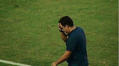 Dado reconheceu a superioridade do CSA em derrota do Bahia no estádio Rei Pelé