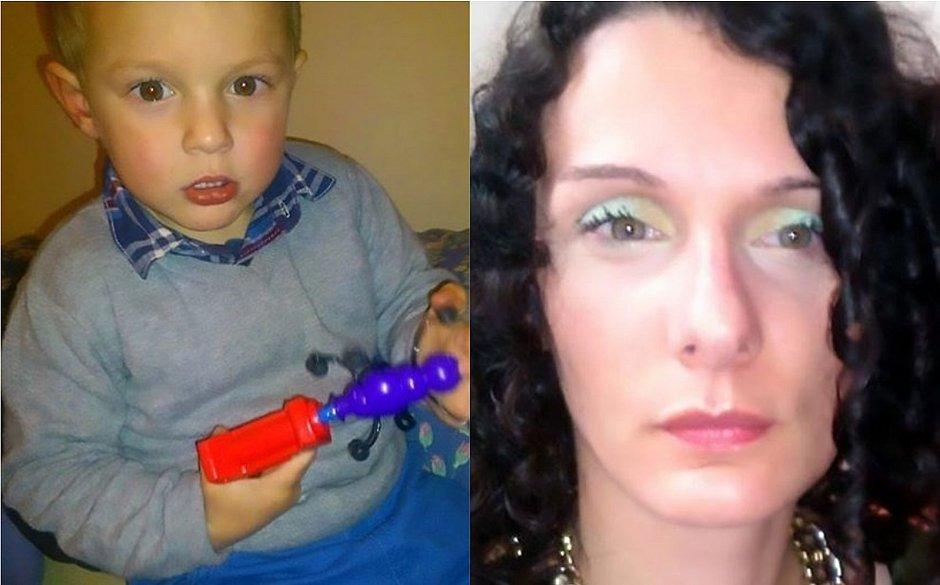 Resultado de imagem para Mãe mata filho de três anos e joga corpo no rio para poder fazer viagem de férias