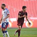 Rodrigo Dourado fez gol de cabeça na etapa final em falha da zaga do Bahia