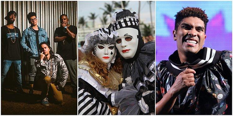 Furdunço e Fuzuê reúnem mais de 80 atrações gratuitas no fim de semana