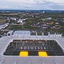 Estádio Borussia-Park, casa do Borussia Mönchengladbach