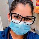 A médica Suzan Borges mora na Argentina e foi vacinada com a Sputnik V