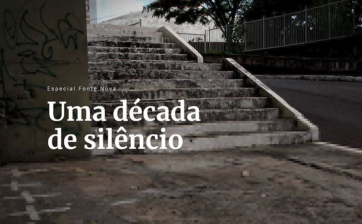 Uma década de silêncio