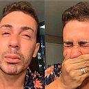 Carlinhos Maia assume erro em briga com Whindersson Nunes e chora em vídeo (Foto: Reprodução)