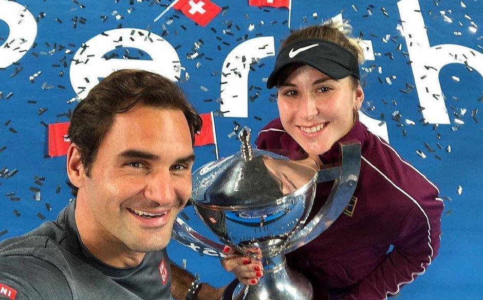 Suíça vence Alemanha e Federer é bicampeão da Copa Hopman