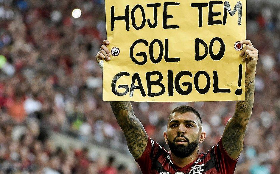 Artilheiro do Flamengo na temporada pode estar de saída