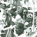No Carnaval de 1994, Moraes era um dos grandes noves da festa