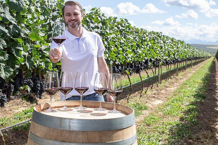 Produtor investe R$ 50 milhões para produzir vinho na Chapada