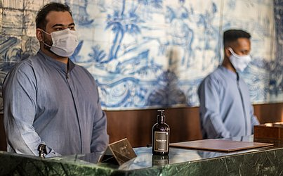 O hotel Fasano reabrirá as portas para os hóspedes após quase sete meses fechados por conta da pandemia do novo coronavírus.