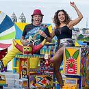 Armandinho Macêdo e Daniela Mercury são alguns dos artistas representados na Casa do Carnaval