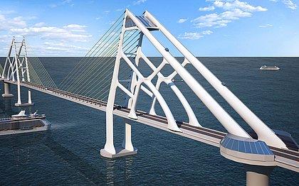 Ponte Salvador-Itaparica: chinesas se unem para disputar obra de R$ 5,3 bi