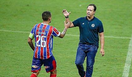 Terceiro treinador do Bahia na temporada 2020, Dado Cavalcanti cumpriu a missão de manter o Esquadrão na Série A