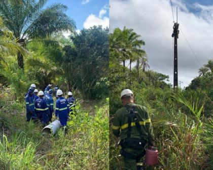 Após apagão de mais de 48h, energia elétrica é restabelecida em Boipeba, Morro e região