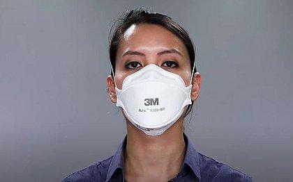 Saiba onde comprar a máscara N95 em Salvador a partir de R$ 1,99