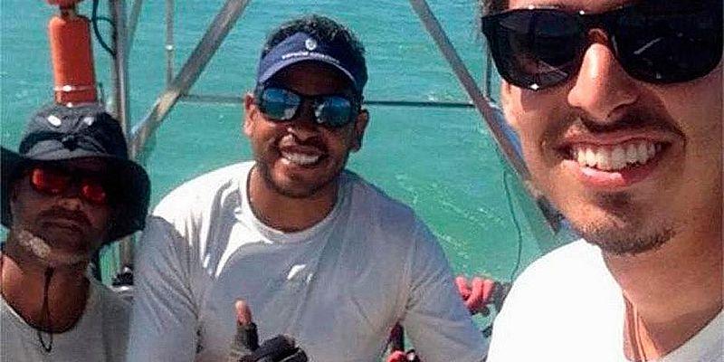 Parentes de velejadores baianos são detidos em Cabo Verde