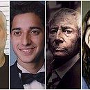 Steven Avery, de Making a Murderer; Adnan Syed, de Serial; Robert Durst, de The Jinx, e Marjorie Diehl-Armstrong, de Evil Genius
